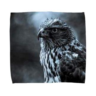 bird Towel handkerchiefs