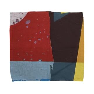 Cellophane セロファン Type1 - Close up shot Towel handkerchiefs