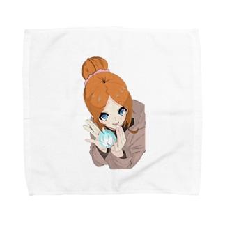ソウルトロオリジナルグッズ Towel handkerchiefs
