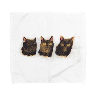 ミスター・トビアシュ Towel handkerchiefs