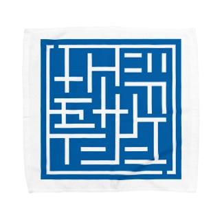 15thサンジゲンメイズ Towel handkerchiefs