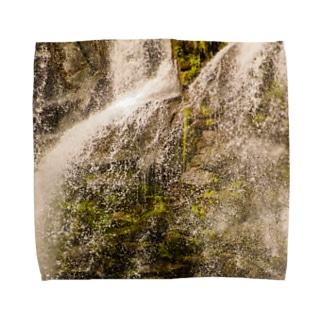 しぶき Towel handkerchiefs