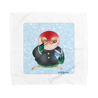 ゆきくま@りぼん*りすとの学生こざくらんその1 Towel handkerchiefs