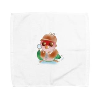 迷探偵こざくらん Towel handkerchiefs