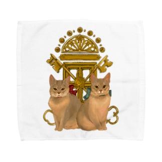 メロンちゃんマロンちゃん🍈🌰 Towel handkerchiefs