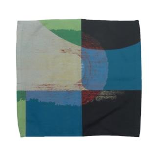'Raising Red' - Revealing type1 Towel handkerchiefs