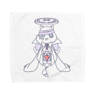 ゆめかわクリオネ Towel handkerchiefs