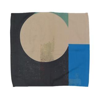 'Raising Red' - Revealing type3 Towel handkerchiefs