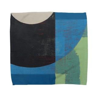 'Raising Red' - Revealing type4 Towel handkerchiefs
