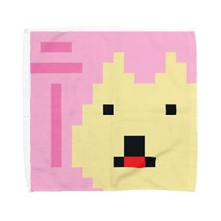 ネコノニー Towel handkerchiefs