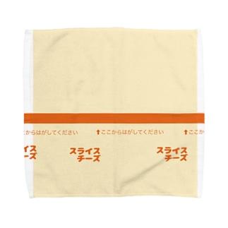 スライスチーズ Towel handkerchiefs