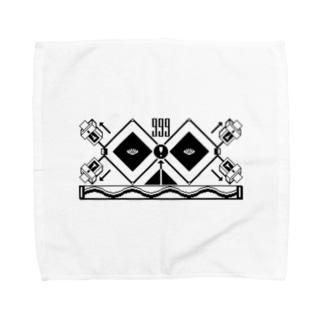 SCAN999 Towel handkerchiefs
