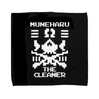 ザ・クリーナー Towel handkerchiefs