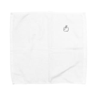 りんごちん🍎 Towel handkerchiefs