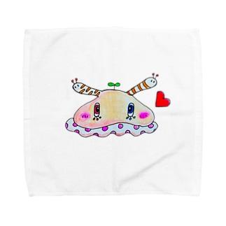 うみうしちゃん Towel handkerchiefs