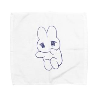 ころん、 Towel handkerchiefs
