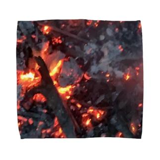 もえるハンカチ Towel handkerchiefs