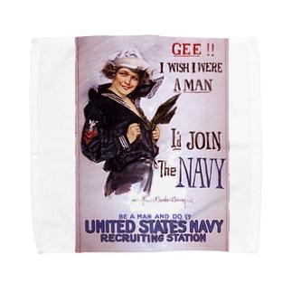 ウォー Towel handkerchiefs