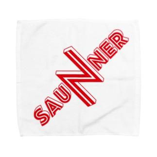 SAUNNER Towel handkerchiefs