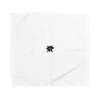 モノトーン(破裂) Towel handkerchiefs