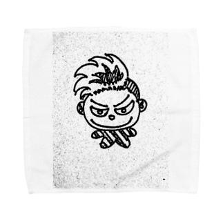 8810smile Towel handkerchiefs