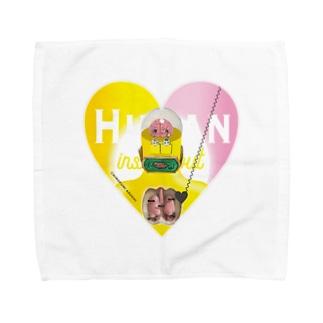 HUMAN Towel handkerchiefs