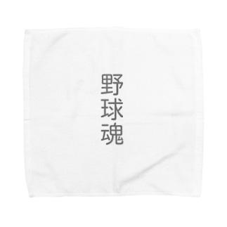 野球魂 グッズ Towel handkerchiefs
