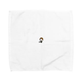 シルクロード Towel handkerchiefs
