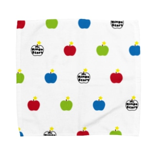 The Ringostars triplets Towel handkerchiefs