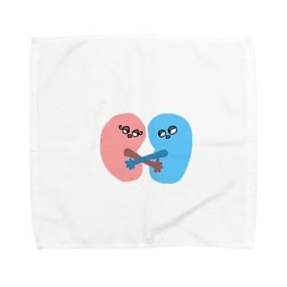 kid&ney Towel handkerchiefs