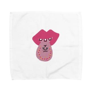 タンタン Towel handkerchiefs