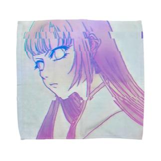 闇かわ YUMENADONAI Towel handkerchiefs