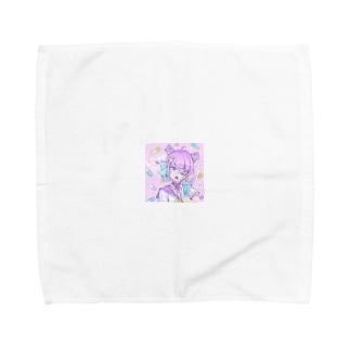 ゆめかわグッズ Towel handkerchiefs