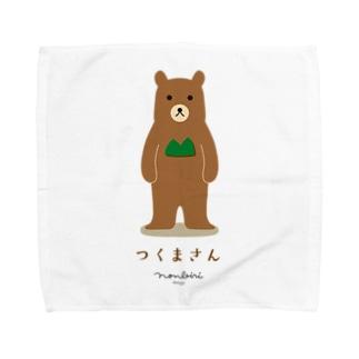つくまさん Towel handkerchiefs