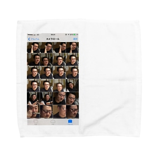 ある日のカメラロール Towel handkerchiefs