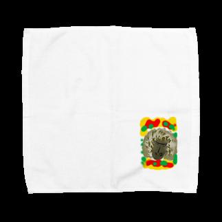 Eureka.SのBabooooooon Towel handkerchiefs