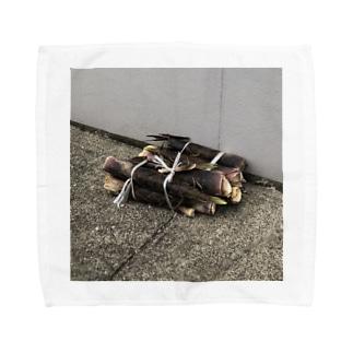 景色 Towel handkerchiefs