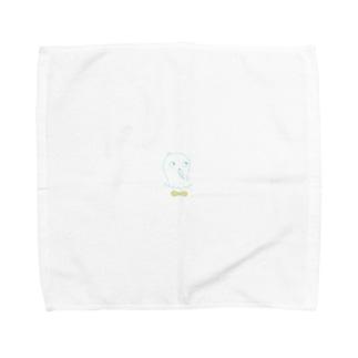 shiroi hato Towel handkerchiefs