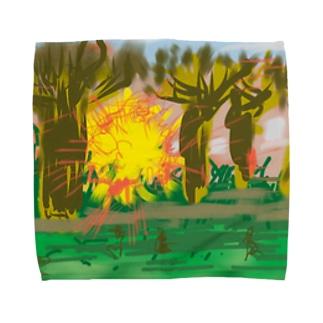 マダガスカル Towel handkerchiefs