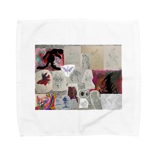Prototype1 Towel Handkerchief