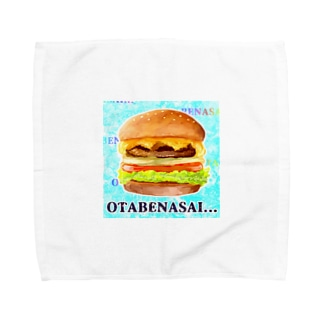OTABENASAI... Towel handkerchiefs