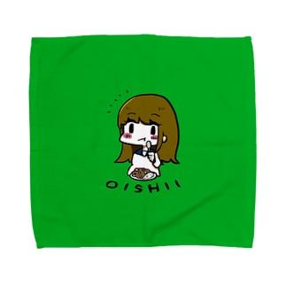 OISHII Towel handkerchiefs