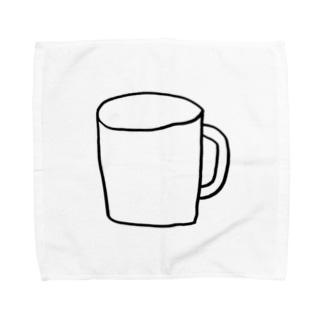 こっぷ Towel handkerchiefs