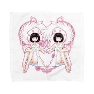 そーせいじB Towel handkerchiefs
