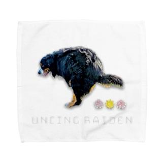 雷電UNCHING Towel handkerchiefs