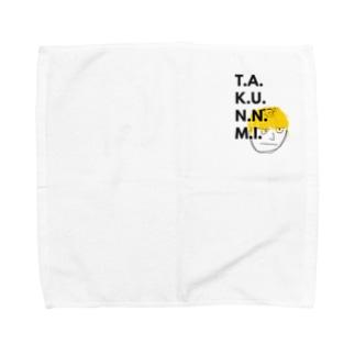 kunni. Towel handkerchiefs
