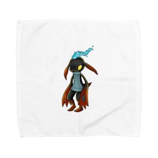 童貞を殺すヴィラン Towel handkerchiefs
