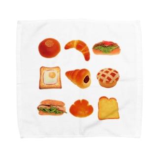 パン9 Towel handkerchiefs
