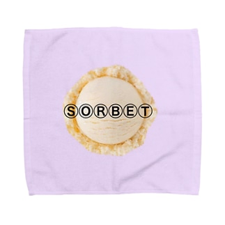 SORBET Towel handkerchiefs
