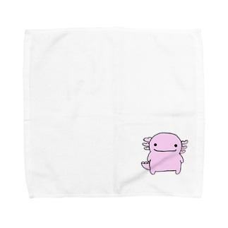 うーぱーるーぱー 02 by moca Towel handkerchiefs
